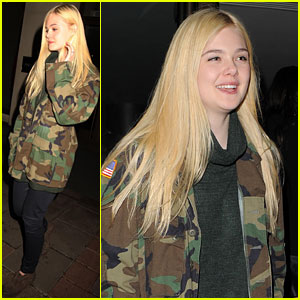 Elle Fanning Talks Francis Ford Coppola Relationship