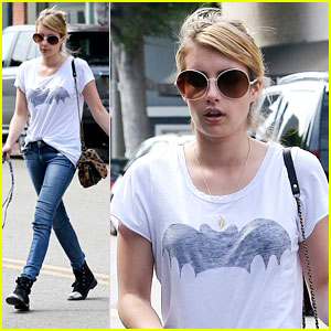 Emma Roberts Wraps 'We're The Millers'