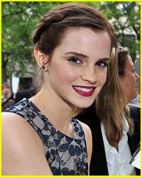 Emma Watson Makes Music