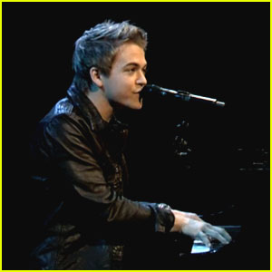 Hunter Hayes is 'Wanted' on Late Night with Jimmy Fallon