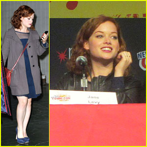 Jane Levy: 'Evil Dead' Panel at NYCC
