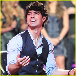 Joe Jonas: 'The Next' Taping in Los Angeles