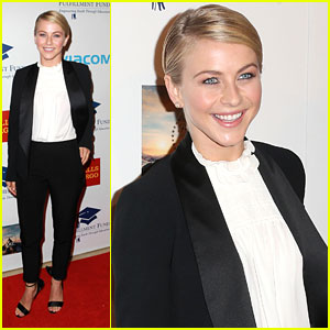 Julianne Hough: Fulfillment Fund's Stars Gala 2012