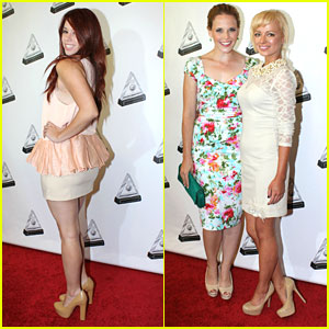 Katie Leclerc: Media Access Awards with Ashley Rickards