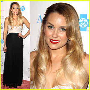 Lauren Conrad: Design For The Cure Gala