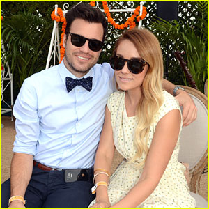 Lauren Conrad & William Tell: Polo Classic Couple