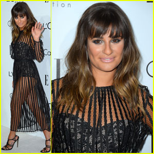 Lea Michele: Elle Women In Hollywood Celebration