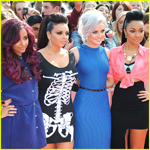 Little Mix: BBC Radio 1 Teen Awards 2012