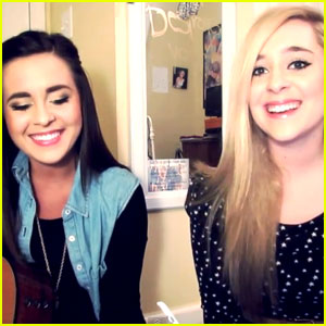 Megan & Liz Cover Taylor Swift's 'I Knew You Were Trouble'