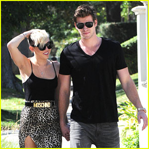 Liam Hemsworth: Injured On 'The Hunger Games: Catching Fire' Set!