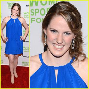 Missy Franklin: Women In Sports Gala 2012
