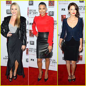 Naya Rivera: 'American Horror Story' Premiere!