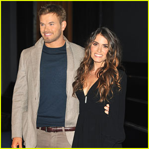 Nikki Reed & Kellan Lutz: London 'Breaking Dawn' Photo Call