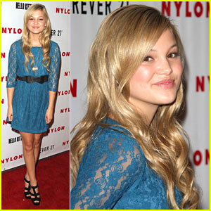 Olivia Holt Talks Halloween Plans