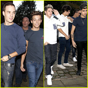 One Direction Announces New Single: 'Little Things'!