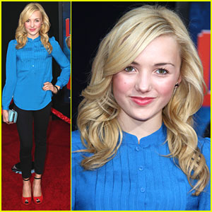 Peyton List: 'Wreck-It Ralph' Premiere!