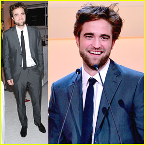 Robert Pattinson: Elle Women in Hollywood Event