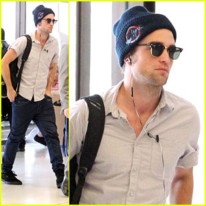 Robert Pattinson: See Ya, Sydney