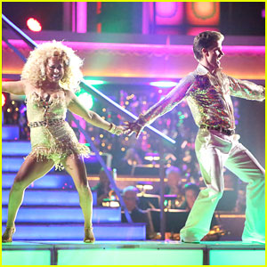 Sabrina Bryan &#038; Louis van Amstel: Disco on 'Dancing With The Stars: All-Stars'