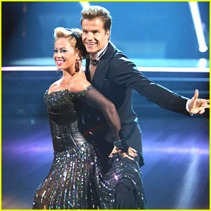 Sabrina Bryan &#038; Louis van Amstel: Quickstep on Dancing With The Stars: All-Stars