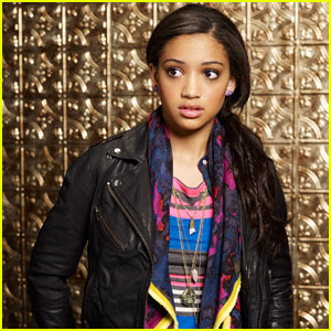 Samantha Logan: '666 Park Avenue' Stills & Interview!