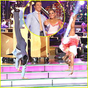 Shawn Johnson &#038; Derek Hough: Jive on Dancing With The Stars: All-Stars