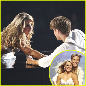 Shawn Johnson & Derek Hough: Rhumba on 'Dancing With The Stars: All-Stars'