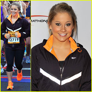 Shawn Johnson: Rock 'N Roll Halloween Marathon