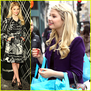 Stefanie Scott: NYC Shop Stop