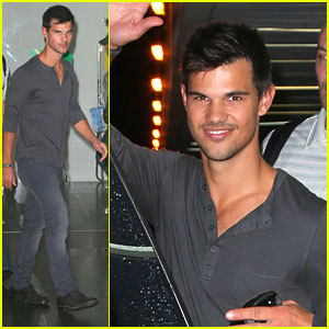 Taylor Lautner: New 'Breaking Dawn' TV Spot!