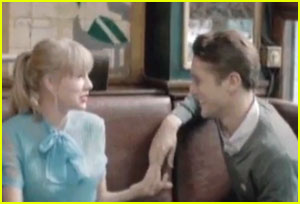 Taylor Swift: 'Begin Again' Video - WATCH NOW