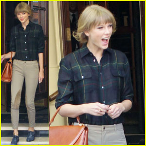 Taylor Swift: 'I Would Much Rather My Personal Life Be Sung About!'