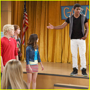 Trevor Jackson Guest Stars on 'Austin & Ally'