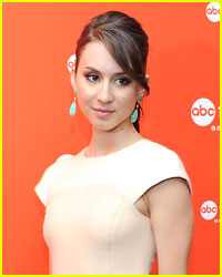 Happy Belated Birthday, Troian Bellisario!