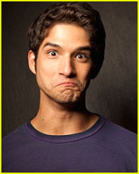 Tyler Posey Dishes on 'Teen Wolf'