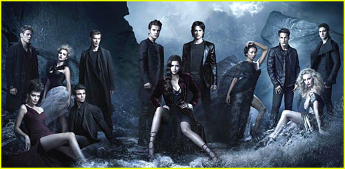 'The Vampire Diaries': New Cast Banner!