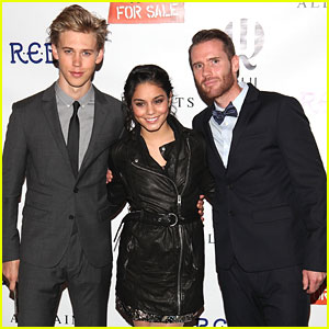 Vanessa Hudgens & Austin Butler: Not For Sale Gala 2012