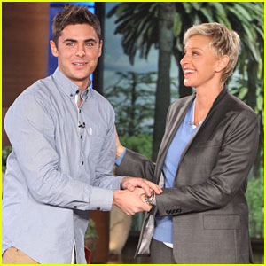 Zac Efron Talks Dating on 'Ellen' - Watch Now!