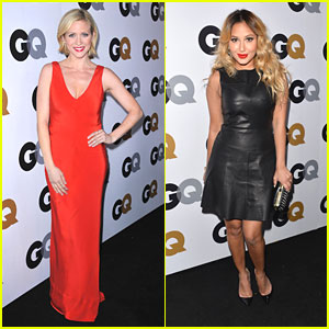Brittany Snow: GQ Men of the Year Party with Adrienne Bailon