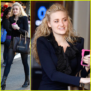 AJ Michalka: The Grove Cutie!