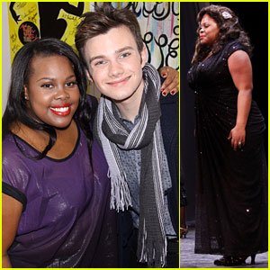 Amber Riley: 'Cotton Club Parade' Star!