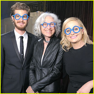 Andrew Garfield: Worldwide Orphans Benefit Gala 2012