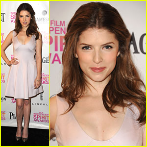 Anna Kendrick: 2013 Spirit Award Nominations Conference