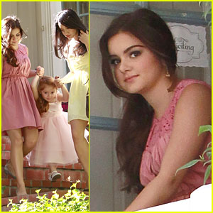 Ariel Winter: New 'Sofia The First' Video with Cinderella!