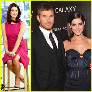 Ashley Greene: 'The Twilight Saga: Breaking Dawn Part 2' NYC Premiere with Kellan Lutz