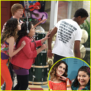Trevor Jackson: Song Stealer on 'Austin & Ally'!