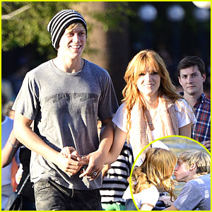 Bella Thorne & Tristan Klier: Disneyland with Olivia Holt! | Bella