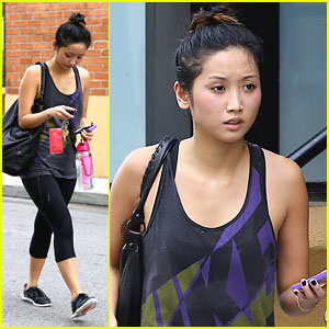 Brenda Song in 'First Kiss' - WATCH NOW
