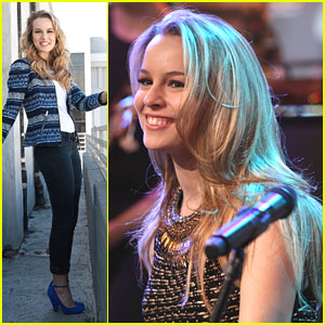 Bridgit Mendler: Good Morning America Guest