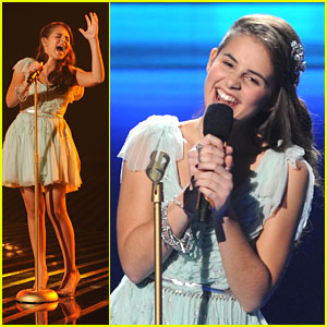 Carly Rose Sonenclar Tops 'X Factor' Leaderboard!